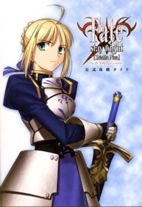 Rating: Safe Score: 9 Tags: fate/stay_night saber User: Wraith