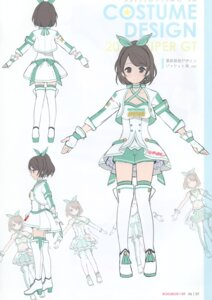 Rating: Questionable Score: 7 Tags: 6u character_design cleavage heels tagme thighhighs User: Radioactive
