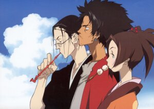 Rating: Safe Score: 9 Tags: fuu jin mugen samurai_champloo screening User: charunetra