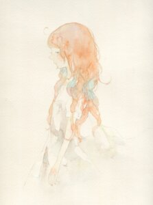 Rating: Safe Score: 7 Tags: watercolor wayukako User: Radioactive