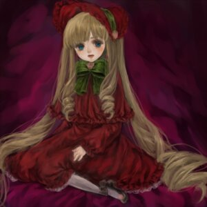 Rating: Safe Score: 5 Tags: dress rozen_maiden shinku yukishiro User: charunetra