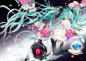 Rating: Safe Score: 59 Tags: cleavage cocoon_(loveririn) hatsune_miku miku_append vocaloid vocaloid_append User: charunetra
