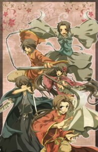 Rating: Safe Score: 6 Tags: china hetalia_axis_powers hong_kong japan korea tagme taiwan User: yumichi-sama