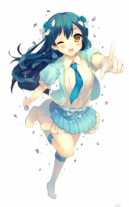 Rating: Safe Score: 30 Tags: kinoko love_live! sonoda_umi User: 椎名深夏