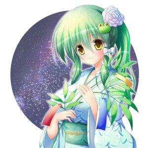 Rating: Safe Score: 11 Tags: kimono kochiya_sanae shin_osada touhou User: 椎名深夏