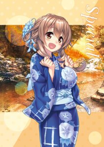 Rating: Safe Score: 17 Tags: amakano azarashi_soft kimono piromizu User: kiyoe