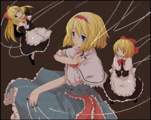 Rating: Safe Score: 16 Tags: alice_margatroid hourai katanako_daisuki maid shanghai touhou User: Radioactive