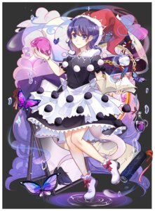 Rating: Safe Score: 15 Tags: doremy_sweet dress heels tail touhou xinghuo User: Mr_GT