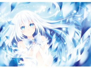 Rating: Questionable Score: 51 Tags: date_a_live tobiichi_origami topless tsunako User: h71337