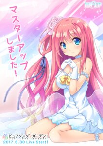 Rating: Safe Score: 26 Tags: cleavage dress hoshino_iroha motoi_ayumu pulltop pure_song_garden! wings User: john.doe