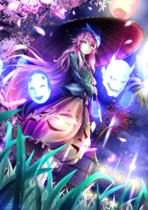 Rating: Safe Score: 32 Tags: hata_no_kokoro palinus touhou umbrella User: Mr_GT