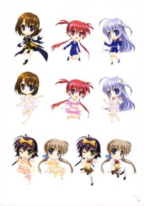 Rating: Questionable Score: 14 Tags: agito chibi corona_timir dress fujima_takuya mahou_shoujo_lyrical_nanoha mahou_shoujo_lyrical_nanoha_vivid naked pointy_ears police_uniform reinforce_zwei rio_wezley seifuku thighhighs yagami_hayate User: drop