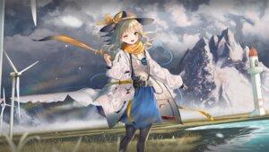 Rating: Safe Score: 23 Tags: kirikawa komeiji_koishi landscape pantyhose touhou User: sym455