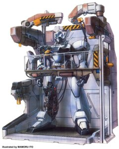 Rating: Safe Score: 6 Tags: mecha patlabor User: Radioactive