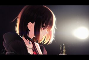 Rating: Safe Score: 44 Tags: bang_dream! cleavage mitake_ran the_cold User: Dreista