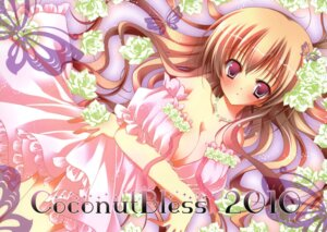 Rating: Safe Score: 29 Tags: cleavage coconutbless dress natsuki_coco User: blooregardo