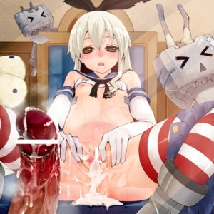 Rating: Explicit Score: 19 Tags: bottomless censored cum kantai_collection loli nipples no_bra penis puroheshi pussy rensouhou-chan shimakaze_(kancolle) thighhighs torn_clothes User: Mr_GT