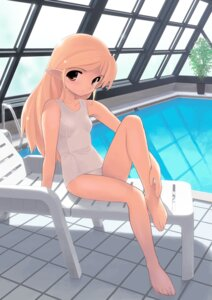 Rating: Safe Score: 33 Tags: elf jiji pointy_ears swimsuits User: blooregardo