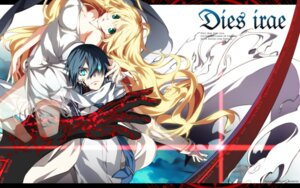 Rating: Safe Score: 29 Tags: ass cleavage dies_irae dress fujii_ren g_yuusuke light marie_(dies_irae) wallpaper User: moonian