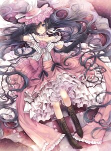 Rating: Safe Score: 75 Tags: ciel_phantomhive crossdress hagiwara_rin kuroshitsuji lolita_fashion trap User: sxx