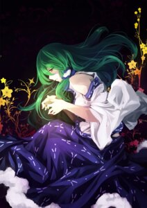 Rating: Safe Score: 20 Tags: kalalasan kochiya_sanae touhou User: Radioactive