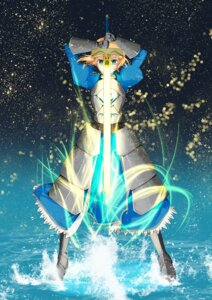 Rating: Safe Score: 30 Tags: akko_(dagashiya) armor fate/stay_night fate/zero saber sword User: omegakung