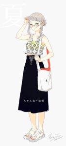Rating: Safe Score: 18 Tags: cleavage megane miri_nanase User: Anemone