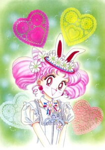 Rating: Safe Score: 3 Tags: chibiusa diana_(sailor_moon) sailor_moon takeuchi_naoko User: Radioactive