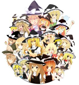 Rating: Safe Score: 6 Tags: chibi choco_ice kirisame_marisa touhou witch User: Sunimo