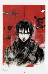 Rating: Safe Score: 3 Tags: blame! killy male tsutomu_nihei User: Umbigo