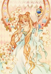 Rating: Safe Score: 23 Tags: cleavage dress sailor_moon sizh tsukino_usagi User: Radioactive