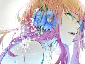 Rating: Safe Score: 44 Tags: keishi megurine_luka vocaloid wallpaper User: charunetra