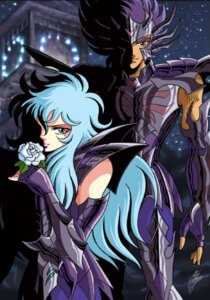 Rating: Safe Score: 2 Tags: cancer_deathmask male pisces_aphrodite saint_seiya User: kyoushiro