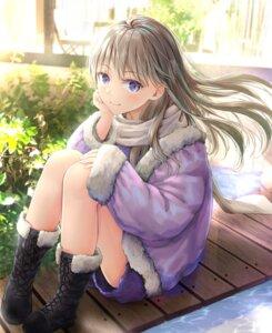 Rating: Safe Score: 37 Tags: akasaka_asa heels User: BattlequeenYume