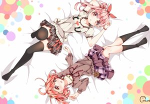 Rating: Safe Score: 57 Tags: dango_remi thighhighs User: blooregardo