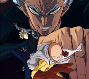 Rating: Safe Score: 5 Tags: genos one_punch_man saitama User: kurosaki225