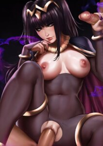 Rating: Explicit Score: 48 Tags: bodysuit breasts dandon_fuga fire_emblem gangbang handjob nipples no_bra nopan penis pussy sex tharja torn_clothes uncensored User: BattlequeenYume