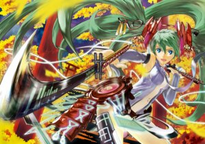 Rating: Safe Score: 10 Tags: botbe hatsune_miku miku_append vocaloid vocaloid_append User: MadMan