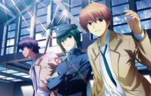 Rating: Safe Score: 28 Tags: angel_beats! male naoi_ayato noda otonashi User: acas