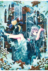 Rating: Safe Score: 36 Tags: animal_ears bunny_ears dress heels lolita_fashion see_through tinkerbell tinkle User: RICO740