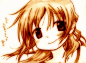 Rating: Safe Score: 3 Tags: godees hidamari_sketch miyako monochrome User: charunetra