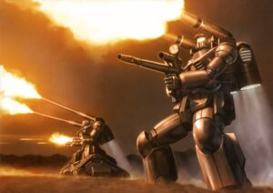 Rating: Safe Score: 6 Tags: gundam mecha mobile_suit_gundam User: Aurelia