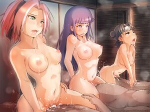 Rating: Explicit Score: 80 Tags: arakure cum haruno_sakura hyuuga_hinata naked naruto nipples pubic_hair sex tenten User: Mr_GT