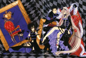 Rating: Safe Score: 2 Tags: chii chobits clamp dita gap jima User: Share