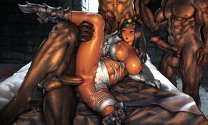 Rating: Explicit Score: 178 Tags: breasts extreme_content gangbang nipples penis pussy sex uncensored urakanda User: Nazzrie