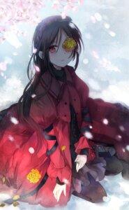 Rating: Safe Score: 11 Tags: eyepatch gothic_lolita kazu_(muchuukai) lolita_fashion pantyhose User: Mr_GT