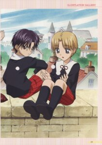 Rating: Safe Score: 1 Tags: gakuen_alice hyuuga_natsume nogi_ruka User: Radioactive