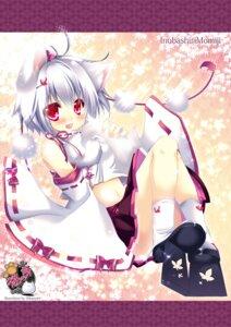 Rating: Questionable Score: 20 Tags: animal_ears hikanyan inubashiri_momiji tail touhou User: 椎名深夏