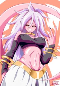 Rating: Safe Score: 11 Tags: android_21 dragon_ball dragon_ball_z erect_nipples pointy_ears User: saemonnokami