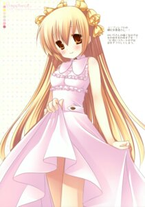 Rating: Safe Score: 29 Tags: dress ichigosize natsume_eri User: Kalafina